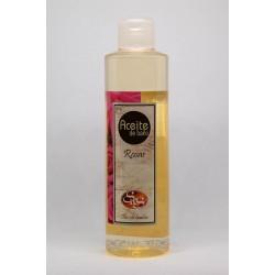 Aceite SyS 250ml Rosas