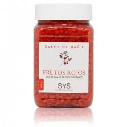 Sales SyS 400gr Frutos Rojos