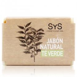 Jabón Natural SyS 100gr Té...