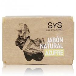 Jabón Natural SyS 100gr Azufre