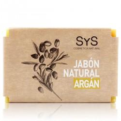 Jabón Natural SyS 100gr Argán