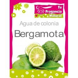 AGUA  DE COLONIA BERGAMOTA