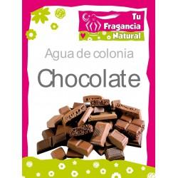 AGUA DE COLONIA DE CHOCOLATE