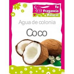 AGUA DE COLONIA DE COCO