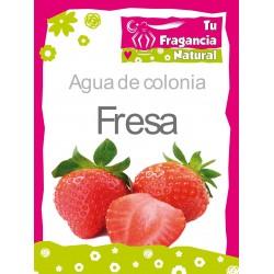 AGUA DE COLONIA FRESA