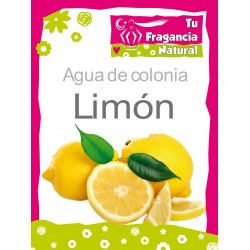 AGUA DE COLONIA DE LIMÓN