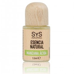 Esencia SyS 12ml Manzana Acida
